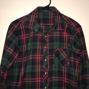 Men's Flannel - Size S - Zaful Brand